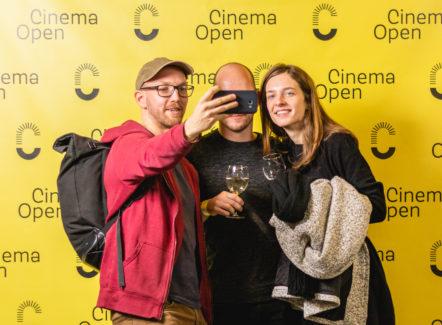 Filmový festival Cinema Open oslavil 10. výročí